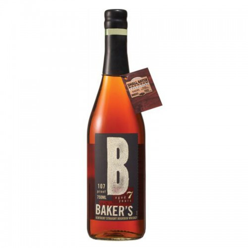 Baker's 7 Years Kentucky Straight Bourbon Whiskey