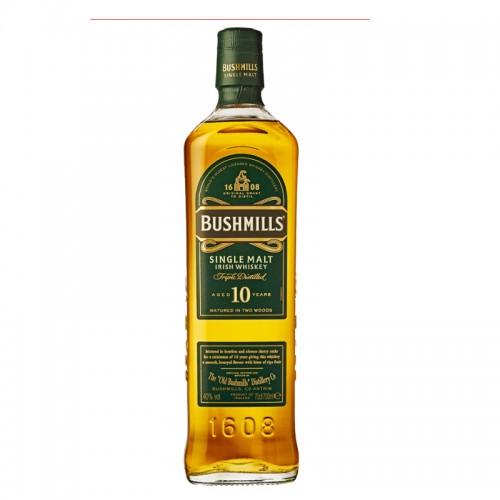 Bushmills 10 Years Single Malt
