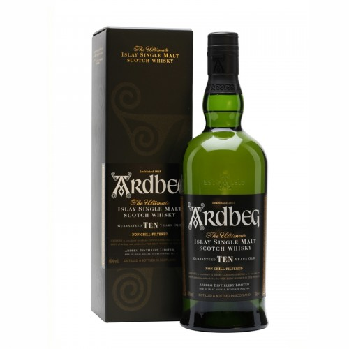 Ardbeg 10 Years Single Islay Malt - litre