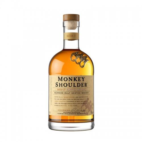 Monkey Shoulder Blended Malt Scotch Whisky