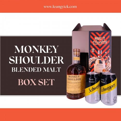 Monkey Shoulder Blended Malt Box Set