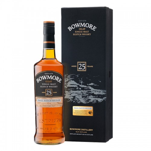 Bowmore 25 Years Islay Single Malt