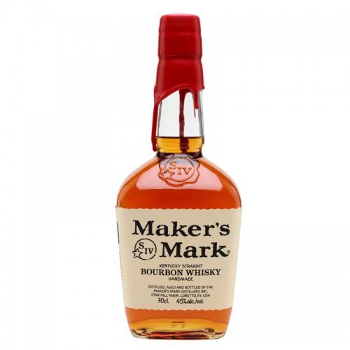 Maker's Mark Bourbon Whiskey (Red Top)