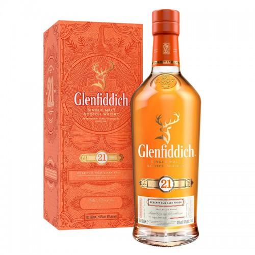 Glenfiddich 21 Years Single Malt