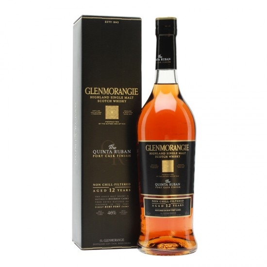 Glenmorangie Highland Single Malt (The Quinta Ruba)