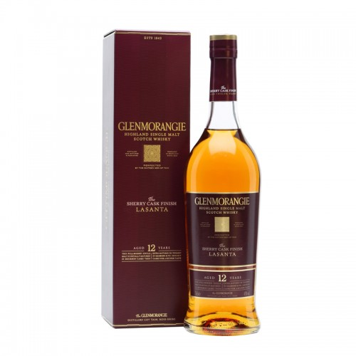 Glenmorangie Highland Single Malt  (The Lasanta)