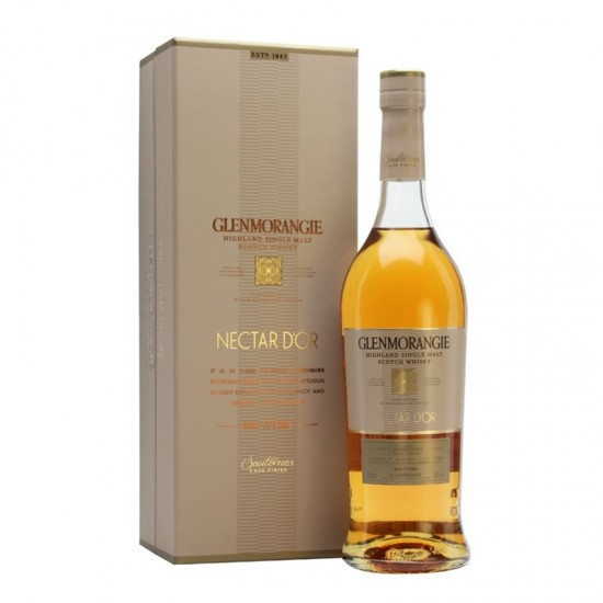 Glenmorangie Highland Single Malt (The Nectar D'Or)