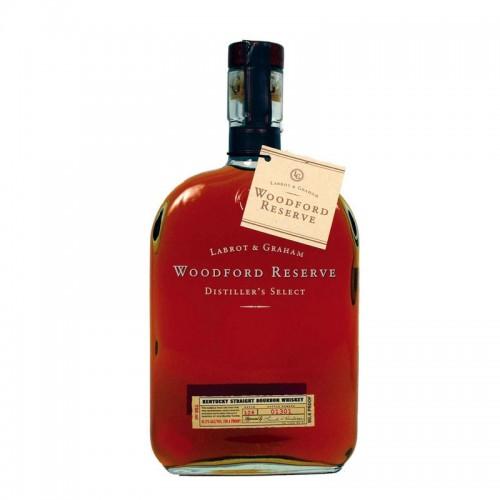 Woodford Reserve Small Batch Bourbon - litre