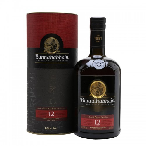 Bunnahabhain 12 Years Single Malt