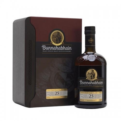 Bunnahabhain 25 Years Old Islay Single Malt