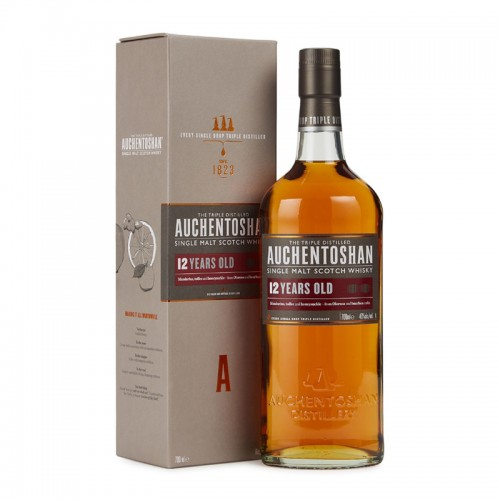 Auchentoshan 12 Years Single Malt