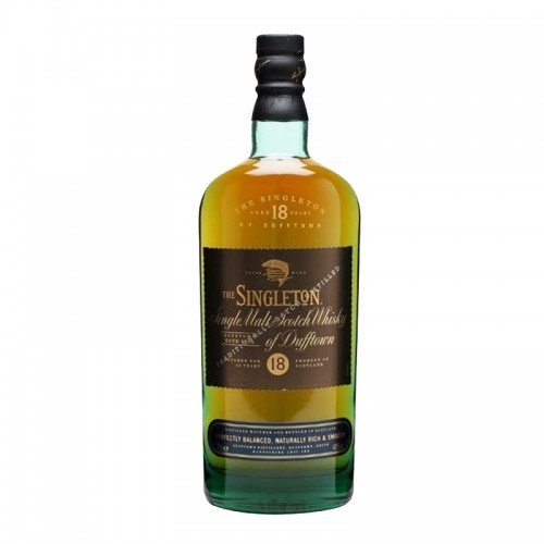 The Singleton of Dufftown 18Yrs Single Malt-litre