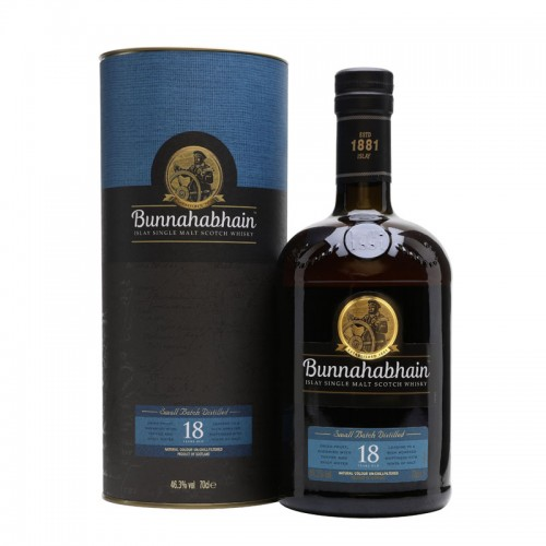 Bunnahabhain 18 Years Old Islay Single Malt