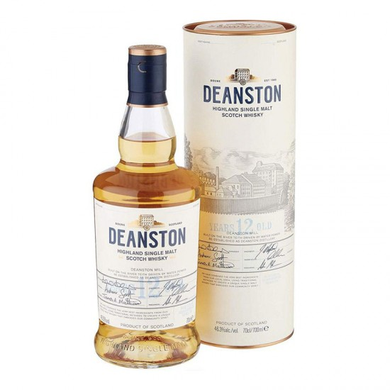 Deanston 12 Years Old Highland Single Malt