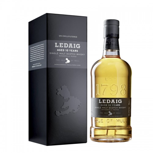 Ledaig 10 Years Old Single Malt Scotch Whisky