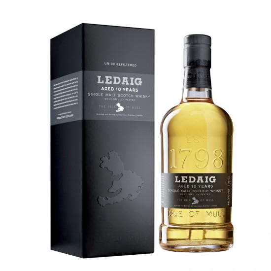 Ledaig 10 Years Old Single Malt Scotch Whisky