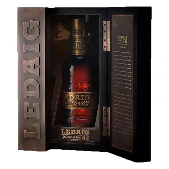 Ledaig 42 Years Old Single Malt Scotch Whisky