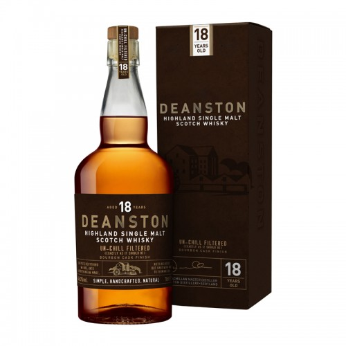 Deanston 18 Years Old Highland Single Malt