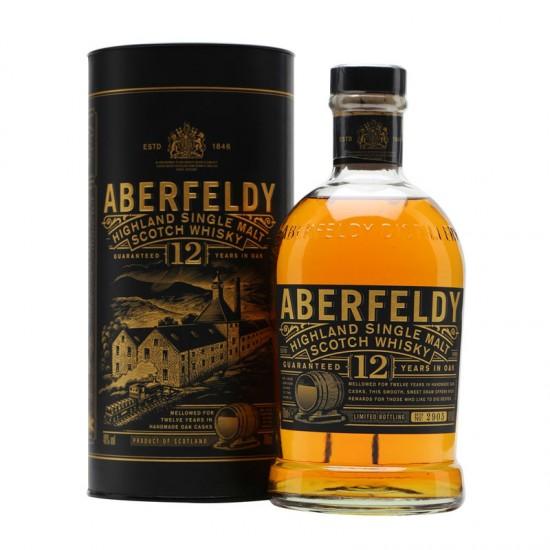 Aberfeldy 12 Years Single Malt