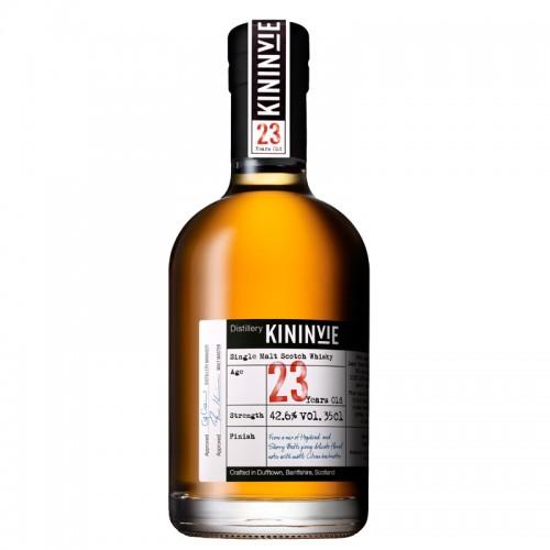 Kininvie 23 Years Old Single Malt Whisky