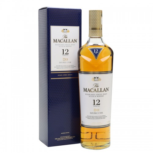 The Macallan 12 Years Single Malt Whisky (Double Cask)