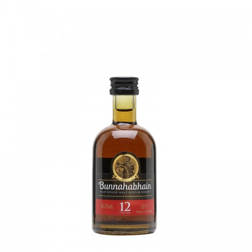 Bunnahabhain 12 Years Old Islay Single Malt – mini
