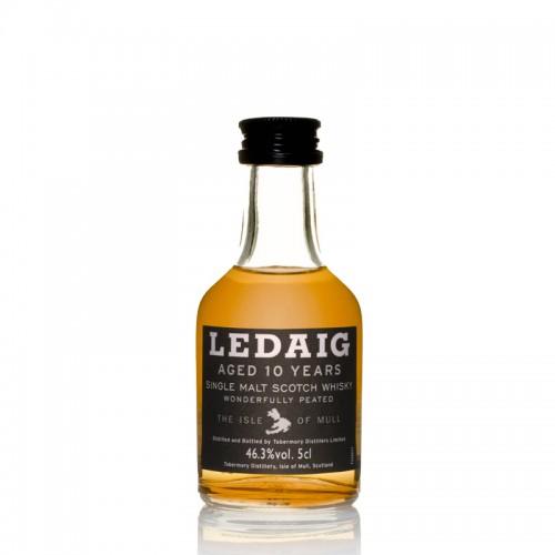 Ledaig 10 Years Old Single Malt Whisky – mini