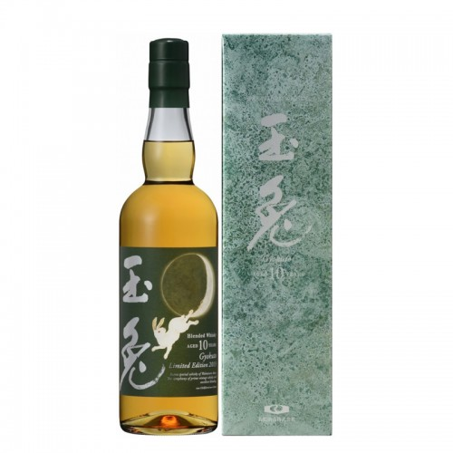 Gyokuto 10 Years Old Blended (Limited Edition 2019)