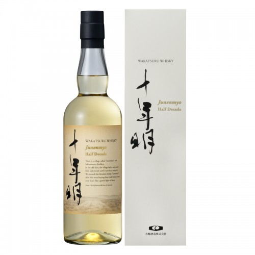 Junenmyo (Half Decade) Blended Whisky