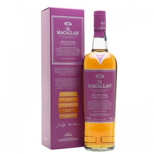 The Macallan Single Malt (Edition No. 5)