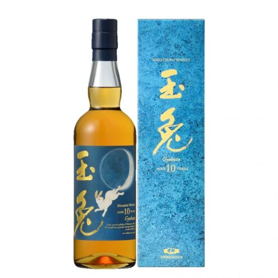 Gyokuto (Half Moon 2019) 10 Yrs Old Blended Whisky