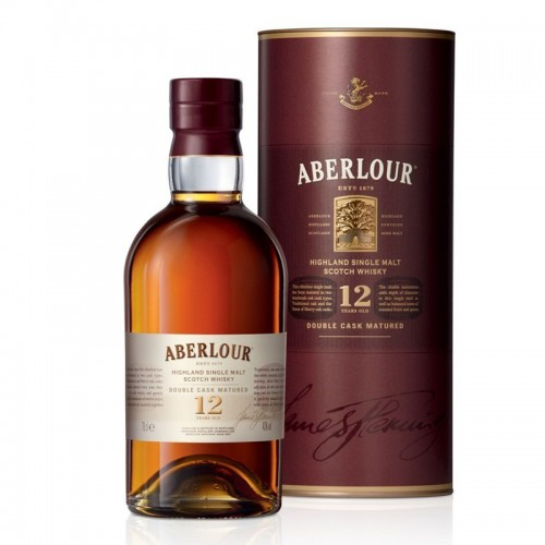 Aberlour 12 Years Single Malt Whisky