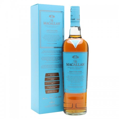 The Macallan Single Malt (Edition No. 6)
