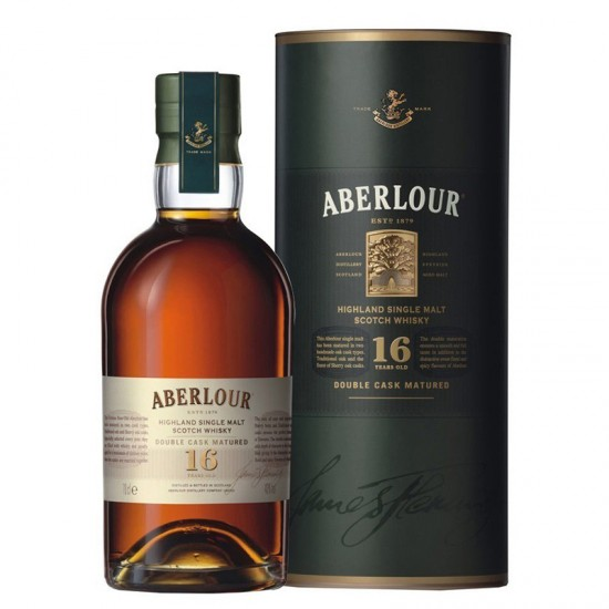 Aberlour 16 Years Single Malt Whisky