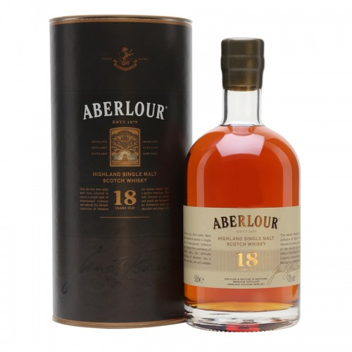 Aberlour 18 Years Single Malt Whisky