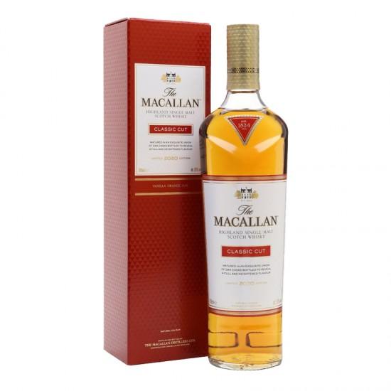 The Macallan Single Malt (Classic Cut 2020 Edition)