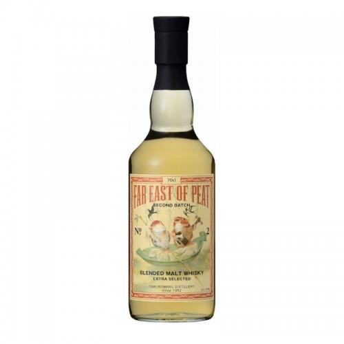 Far East of Peat Blended Malt Whisky (2nd Batch)