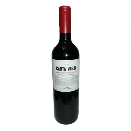 Carta Vieja Cabernet Sauvignon 2019