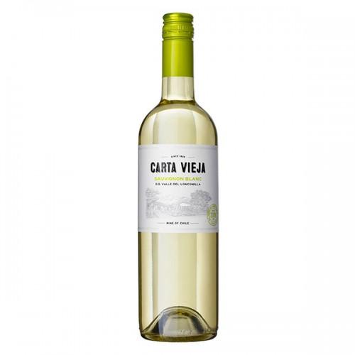Carta Vieja Sauvignon Blanc 2020
