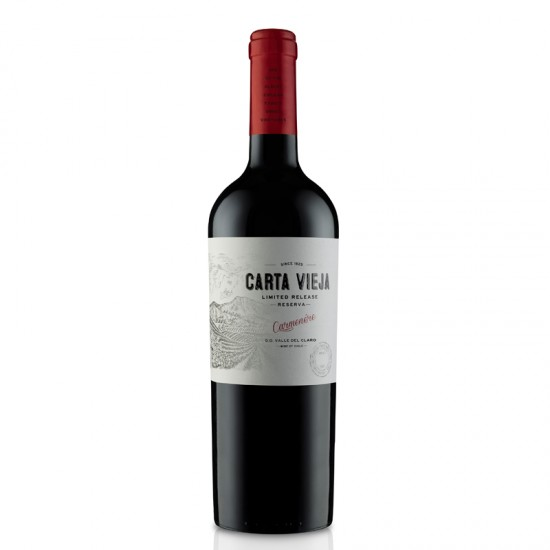 Carta Vieja Camenere Limited Release 2017