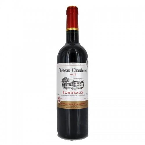 Chateau Chaubinet Bordeaux Rouge 2016