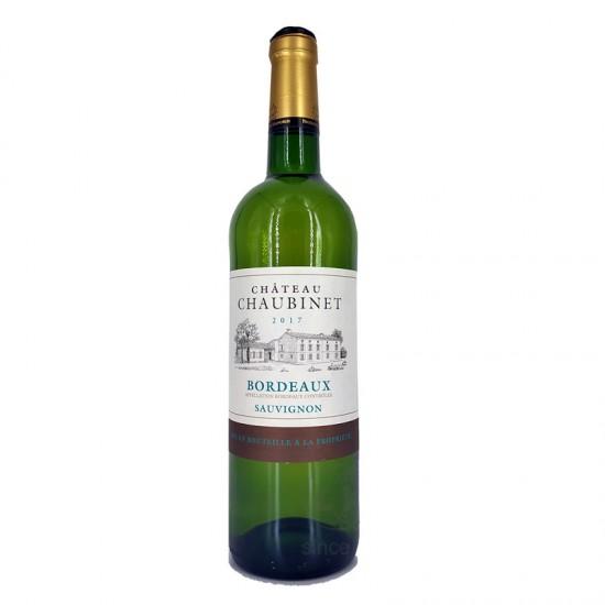 Chateau Chaubinet Sauvignon Bordeaux Blanc 2017
