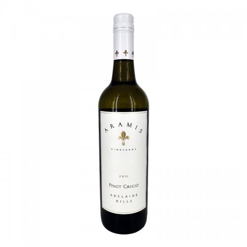 Aramis Vineyard (White Label) Pinot Grigio 2021