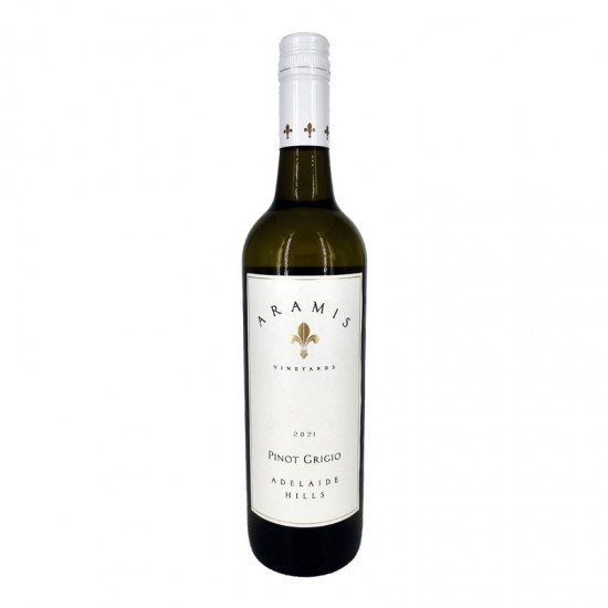 Aramis Vineyard (White Label) Pinot Grigio 2018
