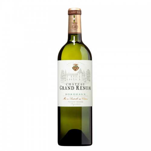 Chateau Grand Renom (Bordeaux) Blanc 2018