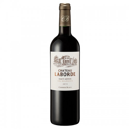 Chateau Laborde(Haut Medoc Cru Bourgeois) Rouge 2014