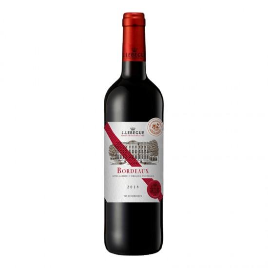 Jules Lebègue Bordeaux Rouge